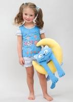 Пижама для девочек 10305 Лунокот