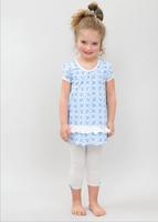 Пижама для девочек 10308 Лунокот