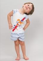Пижама для мальчиков 10310 Лунокот