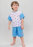 Пижама для мальчиков 10311 Лунокот