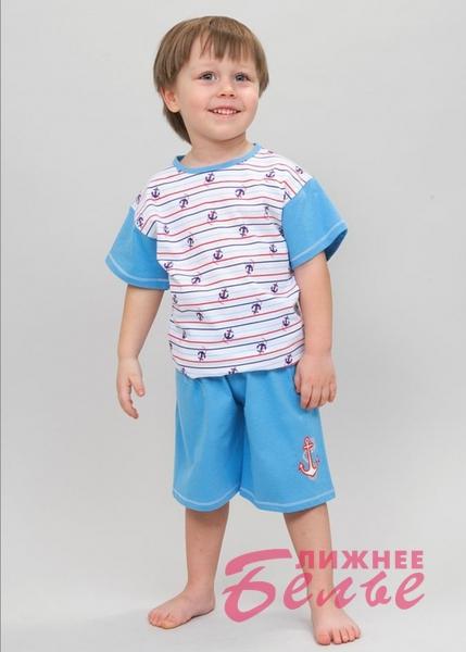 Пижама для мальчика 10311 Лунокот