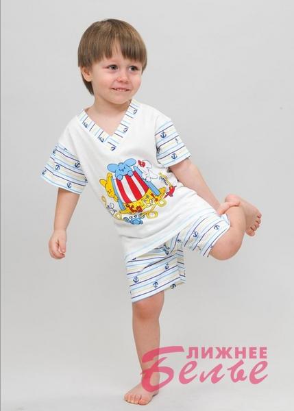 Пижама для мальчика 10312 Лунокот