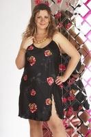 Сорочка 2205 цветная Belweiss