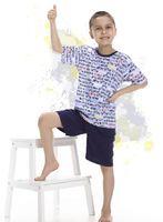 Пижама для мальчика 770 printed cars Cornette Польша