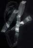 Бретели силиконовые прозрачные (2 шт.)